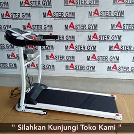 Alat Fitness Treadmill Electrik MG/852 - Kunjungi Toko Kami