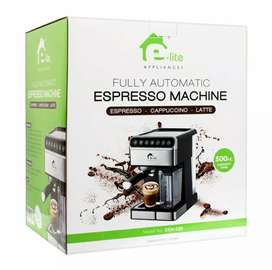 ESPRESSO MACHINE FULLY AUTOMATIC – EEM-020 – 1 YEAR WARRANTY