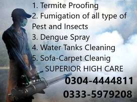 0308-0113/119 Insects Spray-Disinfectant Sprays-Fumigation-Deemak Cont