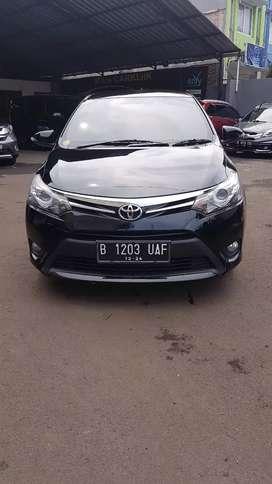 Harga cash Toyota Vios G AT 2014 Pajak panjaaang. Bisa Tuker tambah