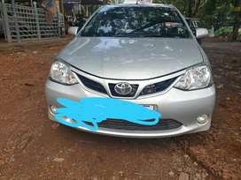 Toyota Etios Liva GD SP, 2016, Diesel