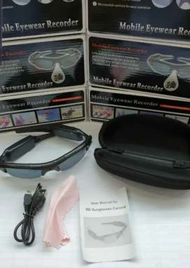 Spy Camera Kacamata hitam kamera
