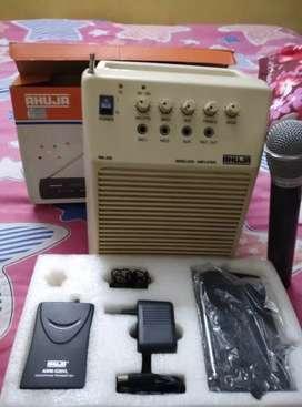 Ahuja codeless sound system new)
