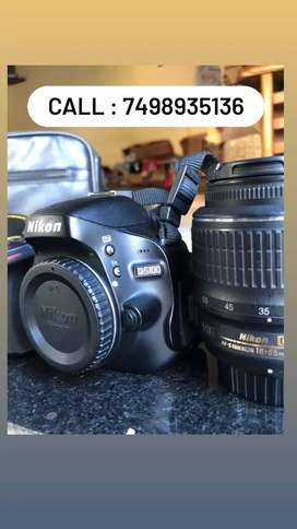 Nikon 5100D With 1 Year Warranty ( Aries Cam Shop)