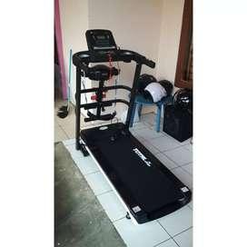 Treadmil elektrik 607 treadmill berkualitas murah