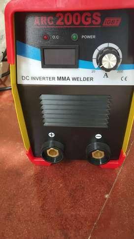Welding set toshon Arc 200N Inverter arc welding machine