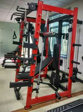 Dijual smith multy machine buat gym center