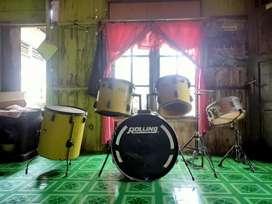 Drum Merk Rolling