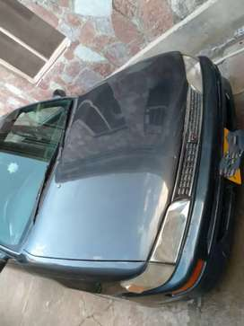 Indus Carolla 1995 model, 2006 registered,  port cleared