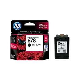 Beli Catridge HP 678 bekas printer