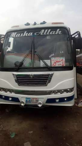 Hino bus in good condition for sale