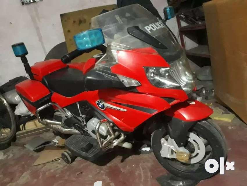 Toy bike 12 Volt bittrey 8 manth old