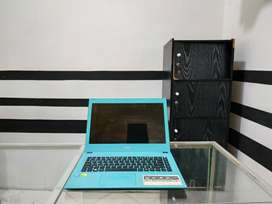 LaptopAcer E5-473 GAMING(Ci5-4200U/4GB/1TB/Nvidia 920M 2GB)90%Perfect!