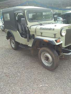 Mahindra Others, 1984, Diesel