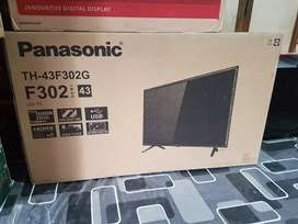 Tv led Panasonic 43inci new Garansi 1 Tahun Resmi