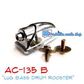 PART DRUM! Lug Bass Drum Rooster AC-135 B