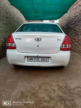 Toyota Etios 2016 Diesel excellent Condition sith two airbags,