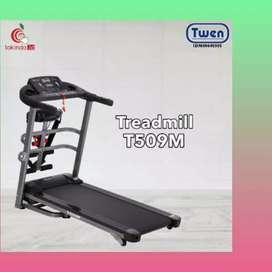treadmill elektrik twen TM -178 alat fitnes electric