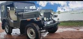Mahindra Jeep 1993 Diesel 35000 Km Driven