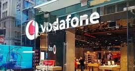 Senior HR Payal mam(Vodafone 4g)needs candidates of back office