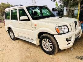 Mahindra Scorpio Getaway 2015 Diesel Good Condition