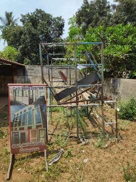 Iron r aluminium stand
