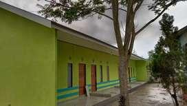 Rumah kontrakan / Bedakan dekat Pt. nusaboard seberang komplek adelin