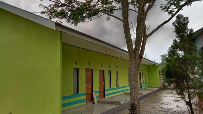 Rumah kontrakan / Bedakan dekat Pt. Nusaboard seberang komplek adelin 0