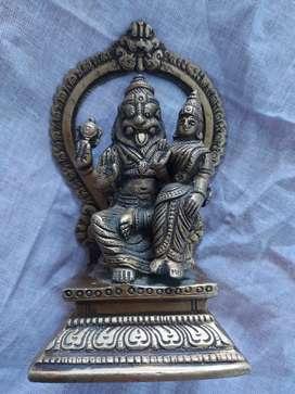 Lakshmi narsimha idol