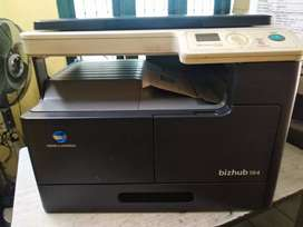 A3 xeox machine at low cost