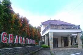 Rumah mewah 2 lantai full furnished di magelang kota