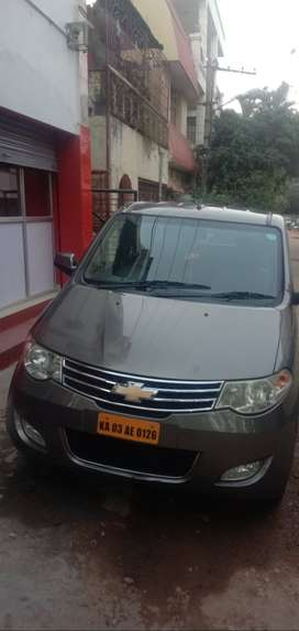 CHEVEROLET ENJOY, 8 SEATER FOR SALE