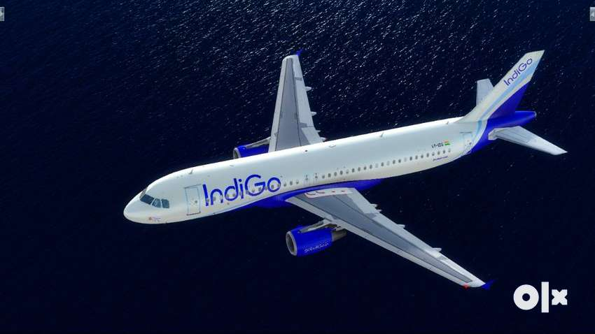 Recruitment In  INDIGO AIRLINES Now Opened For All India Candidates. 0