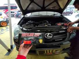 Mobil Diesel jadi Bertenaga,Akselerasi Responsif pakai ISEO POWER