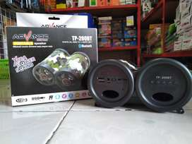 spiker speaker portable bluetooth advance tp 200bt teropong-ngebass