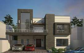 1 kanal newly constructed upper portion for rent in sector C dha 1