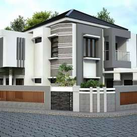 Desain & pekerjaan bangunan