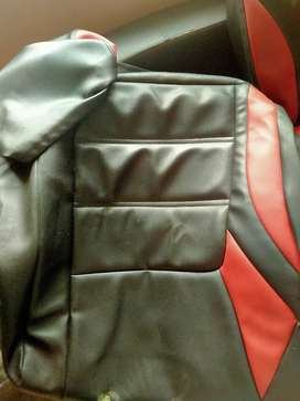 Wagon R vxi leather seat covers