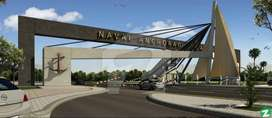 Buy A 1  Kanal Residential Plot For Sale In Naval Anchorage - Block K