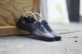 Sepatu kulit bichon original