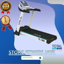 Treadmill elektrik TL 123M | 3Hp