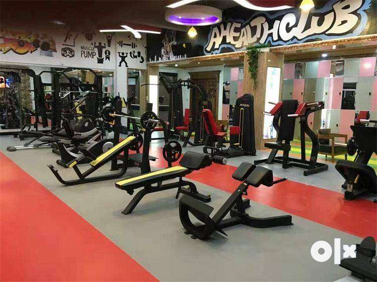 Commercial Gym Setup All india Supply new hurry up call 0
