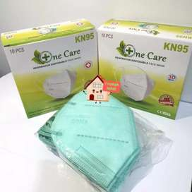 MASKER KN95 ISI 10 ONE CARE