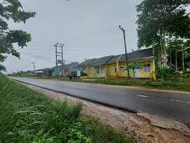 Siap huni dekat tangah kampung  rumah supsidi