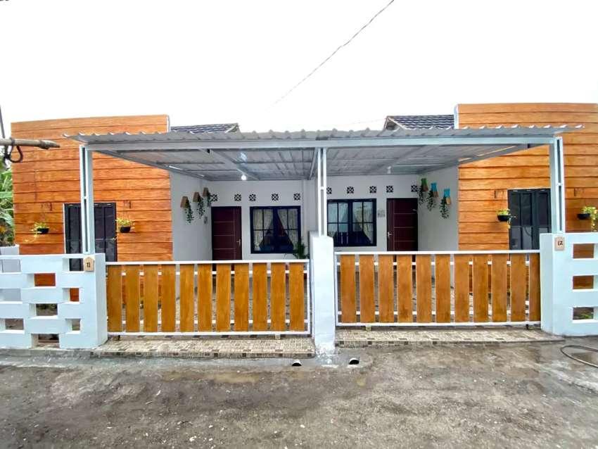 Rumah baru full furnish dekat embung potorono banguntapan bantul