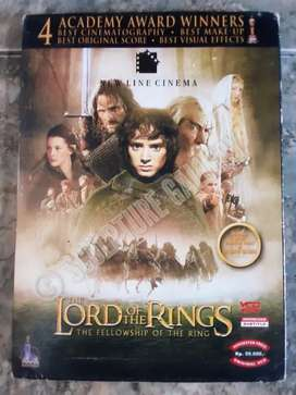 VCD LORD OF THE RINGS - The Fellowship of the Rings