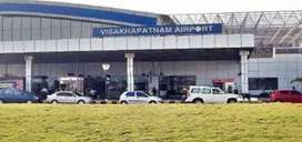Airport Ground Staff / Cabin Crew(Visakhapatnam International Airport)