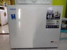 Dijual Freezer Aqua
