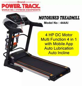 Motoraized Treadmill Sales Low Prize In Pondicherry