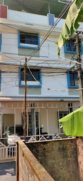 Full Building (5Apartments) For Sale Cusat  Walkable Distance